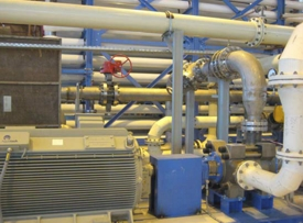 Duechting Pumpen commissions new high pressure pump installations